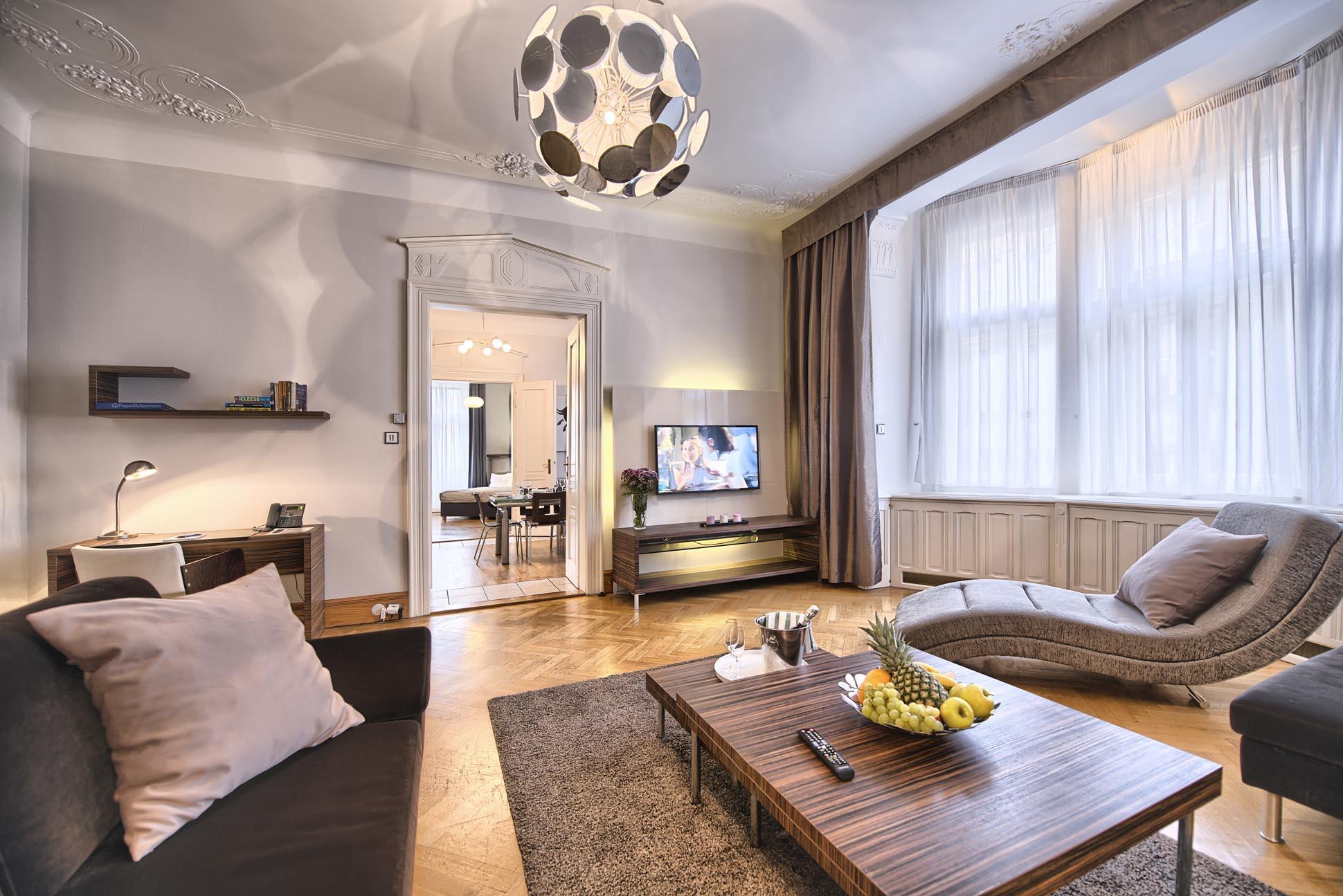 Residence Brehova | Prague City Apartments