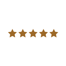 The five stars icon