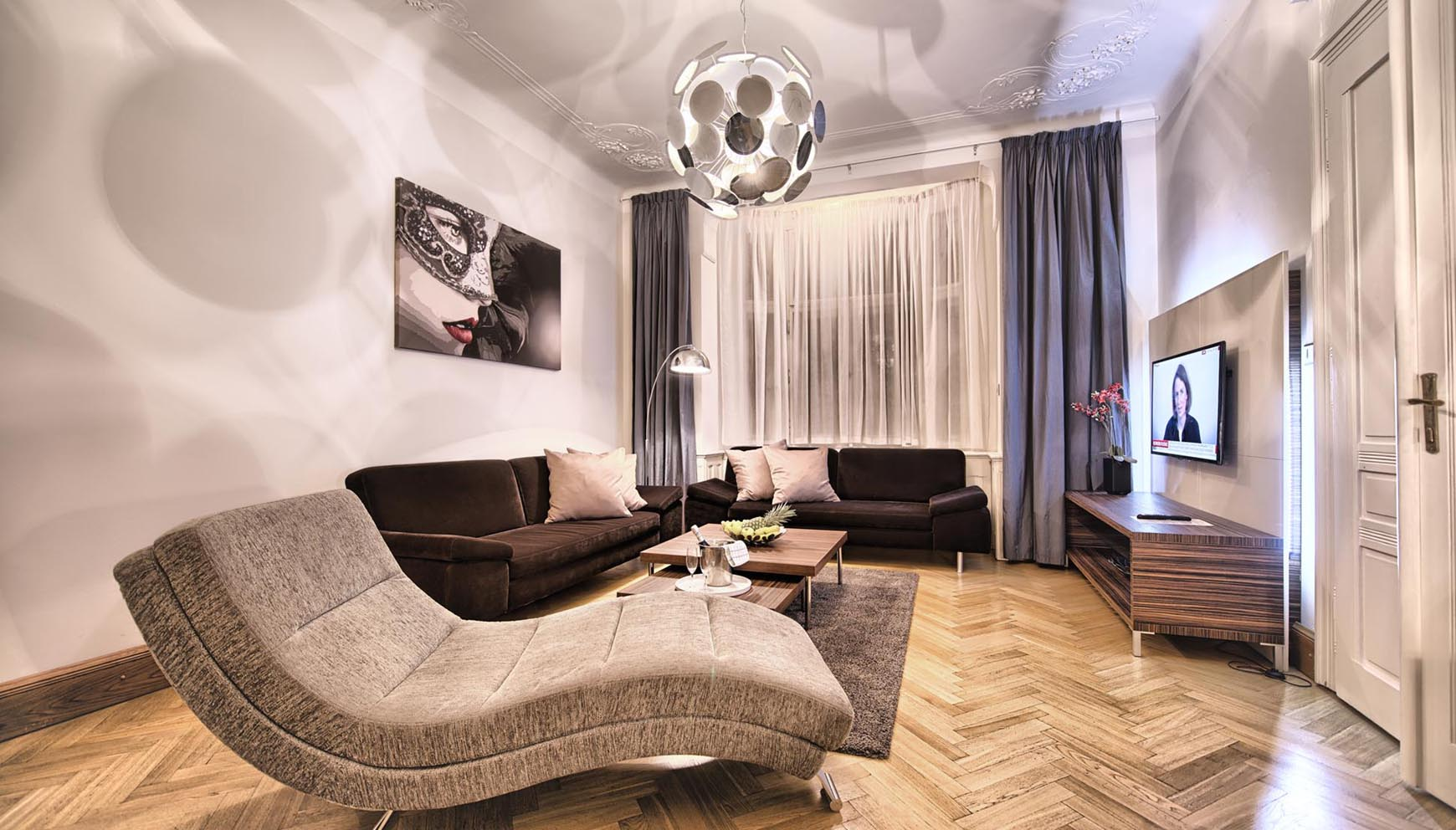 Two Bedroom Apartment | Residence Brehova